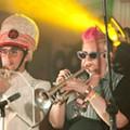 Photos: MarchFourth Marching Band at 2720 Cherokee, Sunday, November 7