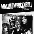 The Welders: <em>Maximum Rocknroll</em> Cover Stars!