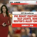 The Weather Channel Would Like To Tell You About Old Lights and Bob Reuter's Alley Ghost
