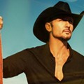 Tim McGraw Gets Sober, Kills Only Chance of Revitalizing Country Music