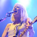 Review + Setlist + Photos: Hole Infuriates and Entertains at the Pageant, Tuesday, July 13