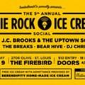 Indie Rock Ice Cream Social Ticket Giveaway!