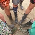 The Galoshes of Beale Street Music Festival