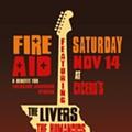 Show Flyer: The Firebrand Recording Showcase at Cicero's, Saturday, November 14