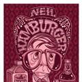 Show Flyer: Neil Hamburger, Daiquiri and Clownvis Presley at the Firebird, Saturday, March 14