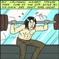 Critic Pick Comic: Dope Body's Andrew Laumann, David Yow's Buff Twin