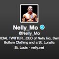 Twitter Litter: Nelly Eats Cheerios, Rhett Miller Visits Ohio, Miley Kisses a Dog