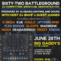 DJ Competition at Big Daddy's Offers Rane Sixty-Two Mixer to the Winner