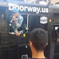 Doorway Performs Drive-By Concert for Crowds at SXSW