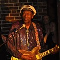 Review: Chuck Berry and the Postelles at the Blueberry Hill's Duck Room, Wednesday, January 19