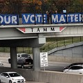 In St. Louis, Even the Bridges Cry Out For Your Vote