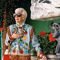 Albert Maysles' Final Film Looks at Iris Apfel's Unique Art — Life Itself