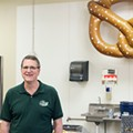 Gus' Pretzels' Cinnamon-Sugar Pretzels Are a Sweet Option at the Generations-Old Shop
