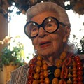 Albert Maysles' Final Film Looks at Iris Apfel's Unique Art -- Life Itself