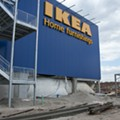 IKEA's St. Louis Store Is Taking Shape (PHOTOS)