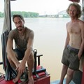 """Paddle Wheels and Podcasts: """"The River Signal"""" Makes a Stop in St. Louis"""