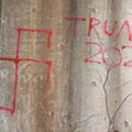 Swastika and 'Trump 2020' Graffiti Appear at St. Louis County Park