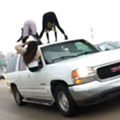Wild St. Louis Ladies Twerk on SUV's Roof as It Rolls Down the Highway