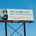 "Who's the Dick Behind Those ""Dick to Dick"" Billboards?"