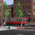County Council Will Vote Tonight on Giving the Loop Trolley $3 Million