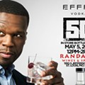 Effen Vodka Events Featuring 50 Cent at Randall's, Lux Canceled After Outcry