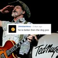 I Made Ted Nugent Super Mad and He Sent His Dumb Fans After Me