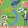 <i>Cloudy with a Chance of Toasted Rav</i> Celebrates St. Louis Food Culture