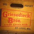 Griesedieck Brothers to Open a Brewery in North St. Louis