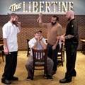 The Libertine's Wil Pelly Gets Serious