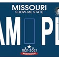 Hey Missouri, Here's the License Plate We've Been Waiting For