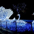 You Can Vote for St. Louis Zoo to Win Best Zoo Lights in the U.S.
