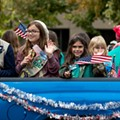 Girl Scouts March In Trump Parade Has Some St. Louis Parents Concerned