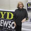 Mayor Slay Endorses Lyda Krewson; Jennifer Joyce Isn't So Sure