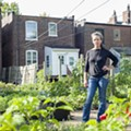 Dirty Girl Farms Supplies Top Chefs from an Unlikely Spot: Anne Lehman's Tower Grove South Backyard