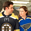 Blues-Bruins Series Could Spell the End for <i>The Office</i>'s Jim and Pam