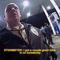 St. Louis County Cop David Steinmeyer Charged in Skull-Cracking Bar Fight