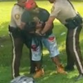 Video Shows St. Louis County Police Tugging Baby from Arrestee's Arms