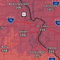 St. Louis Weather Smothering Under Brutal Heat Wave Until Next Week