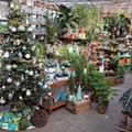 The Winter Bazaar at Flowers and Weeds Is the Best Holiday Sale of the Year