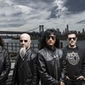 Anthrax to Bring Its Thrash Metal to the Pageant Tonight