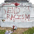 St. Louis Gives Confederate Monument a Haircut, Plans Full Removal