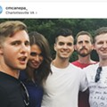 SLU Student Zach Morley Pushes Back After Photo with Charlottesville Hate Marcher