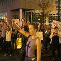 'Allies' Protest Outside Billy Joel Concert Draws Hundreds