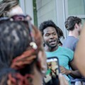 Galleria Protesters Freed After More Than 24 Hours in Jail