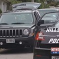 Hillsdale Man Charged with Stealing Police Officer's Jeep and Guns