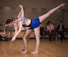 MARK FLORIDA - MADCO dancers in action.
