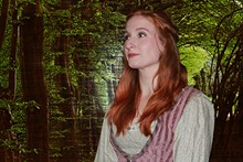 JUSTIN BEEN - Dawn Schmid as Rosamund in The Robber Bridegroom.