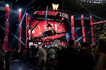 WWE Raw 1,000th episode: Part 1