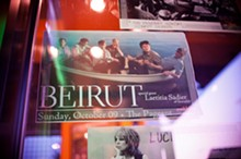 Beirut at the Pageant