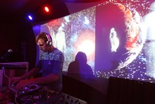 Space Junk Dance Party at the Gramophone